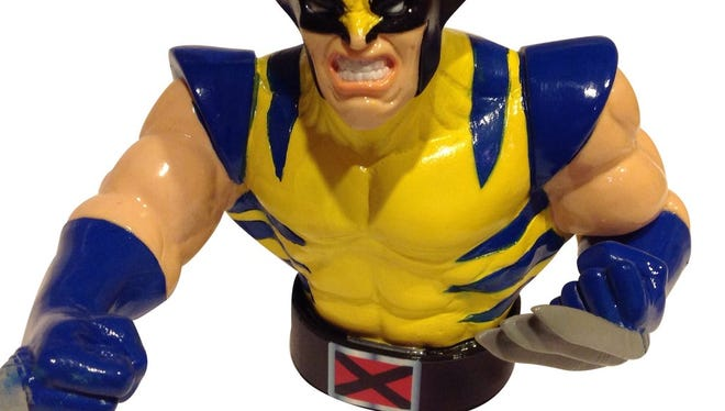 Mezel Mods produces the X-Men Pinball Wolverine Bracket, among other items, using a 3-D printer.