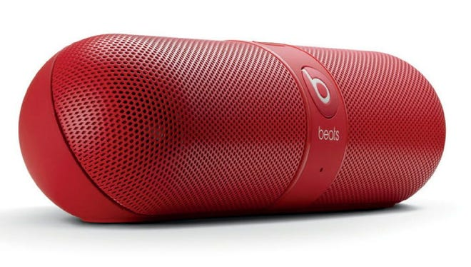 Apple doesn't have a voice-activated speaker like Amazon Echo's—yet. But it does have wireless Bluetooth speakers from its Beats by Dr. Dre unit.