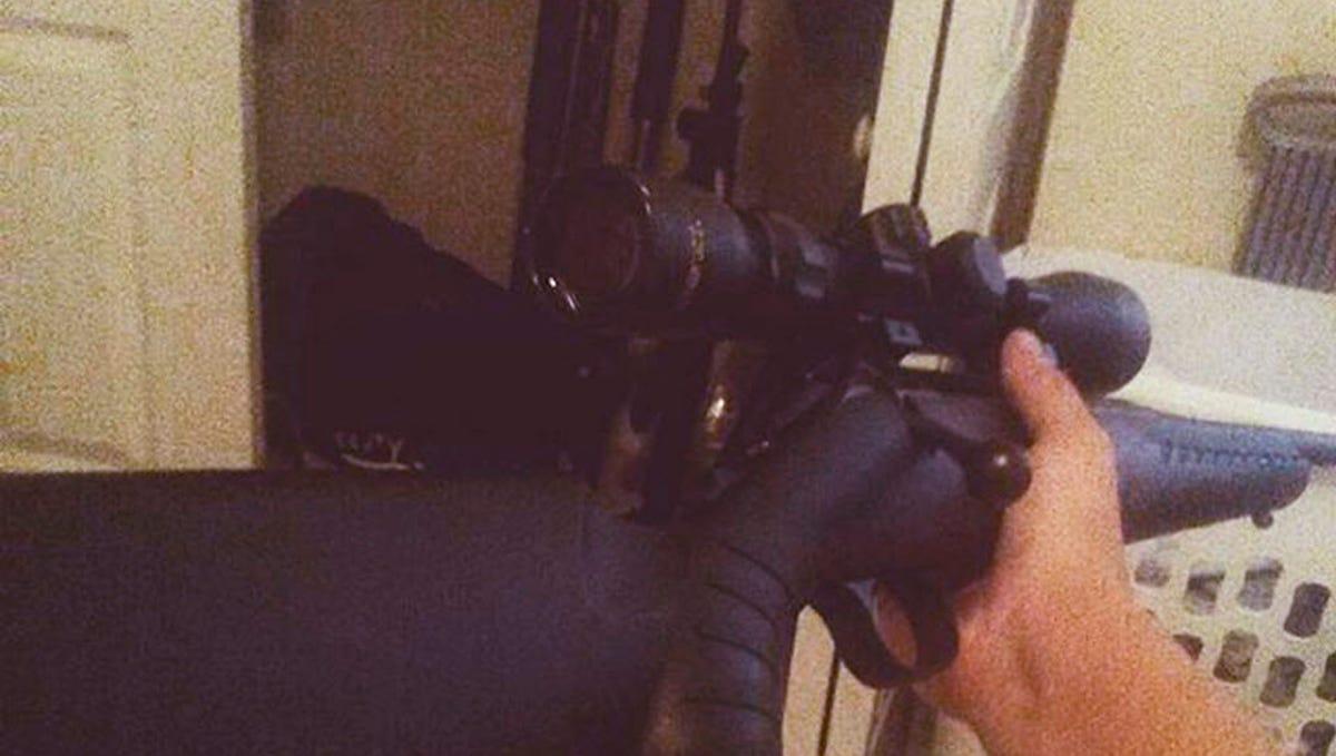 Florida School Shooting Rifle Used By Nikolas Cruz Was Bought Legally