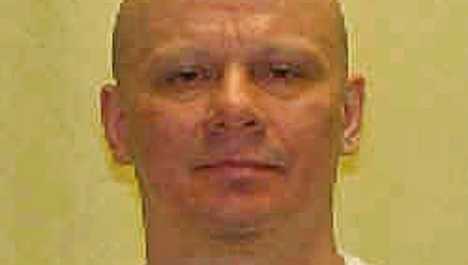 Robert Van Hook was executed July 18, 2018, at an Ohio state prison in Lucasville, the state's first inmate to be put to death this year.