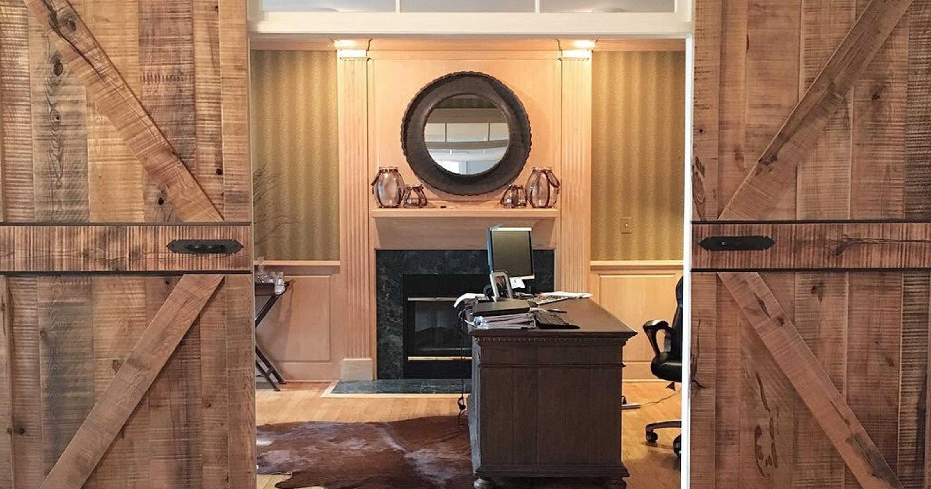 Decor Barn Doors Add Style Function To Any Room