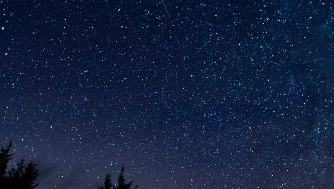 The Perseid Meteor Shower will light up the night sky Aug. 11-12 and 12-13.