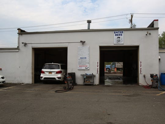 "Bruce Springsteen recorded ""Born to Run"" at the 914 Sound Studios. The building is now the Blauvelt Auto Spa."
