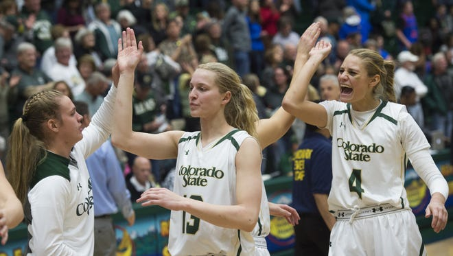 The CSU women's basketball team plays at UNLV at 8 p.m. Wednesday and is looking for its ninth win in a row.