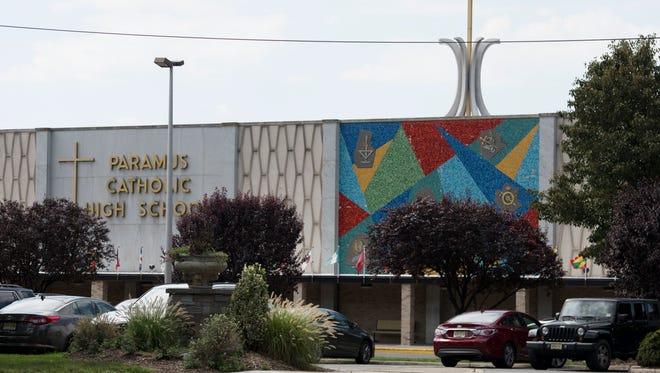 Paramus Catholic High School    Paramus Catholic High School    MICHAEL KARAS / STAFF PHOTOGRAPHER