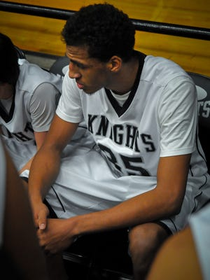 Johnny McCants is averaging 18 points per game for the Oñate boys basketball team this season.