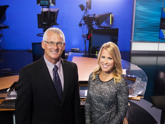 NBC-2 chief meteorologist Robert Van Winkle is leaving and Allyson Rae is returning after a stint in suburban Washington D.C.
