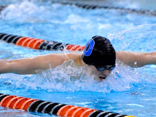 PHOTOS: Dallastown vs Central York swimming
