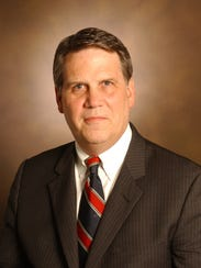 Dr. C. Wright Pinson, CEO of the Vanderbilt Health