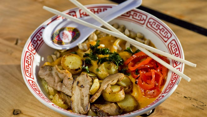 Clever Koi is among the new restaurants opening in downtown Gilbert, according to the town.