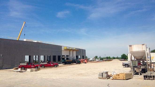 BelGioioso Cheese Inc. is expanding in Green Bay to become the central distribution hub in Wisconsin.