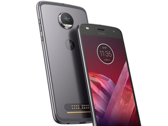 The Moto Z2 Play.