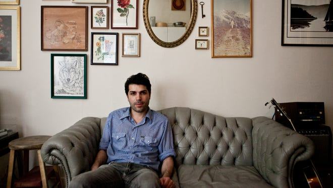 Canadian singer-songwriter Barzin will release his fourth album, 'To Live Alone in That Hot Summer,' Feb. 25.