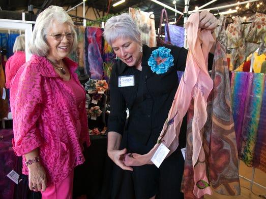 Mellwood Fair Showcases Varied Art Forms