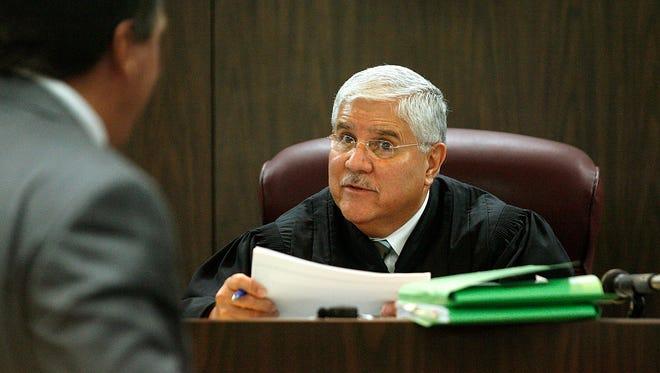 State District Judge Jose Longoria