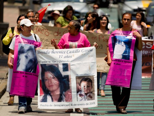 Juarez missing women