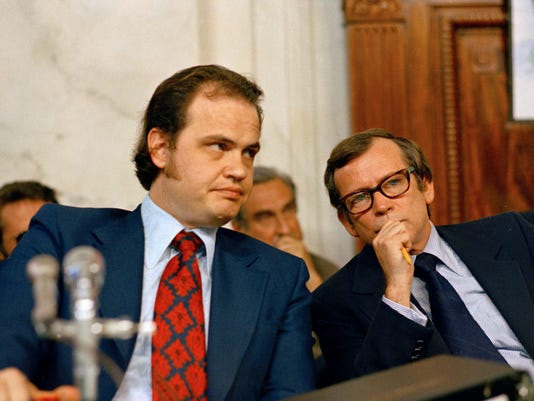Howard Baker, Fred Thompson