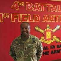 Lt. Col. Tom Caldwell's tenure with Fort Bliss' Defender Battalion included deployment