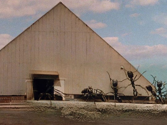 "Parts of the campy monster movie ""Empire of the Ants"" (1977), starring Joan Collins, were filmed in Fort Pierce."