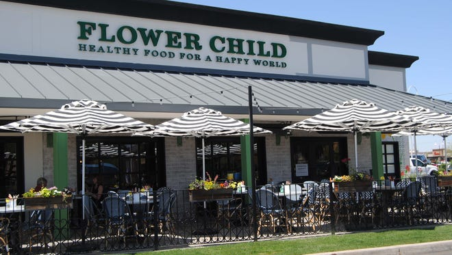 Flower Child has locations in Arcadia, central Phoenix and Scottsdale. The restaurant is coming to Desert Ridge Marketplace this summer.