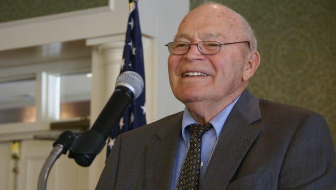John Garrott, Sumner County historian and philanthropist, 88.
