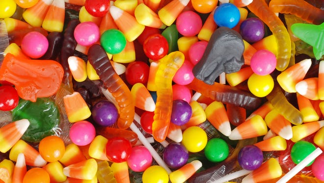What's the scariest part of Halloween? The candy.
