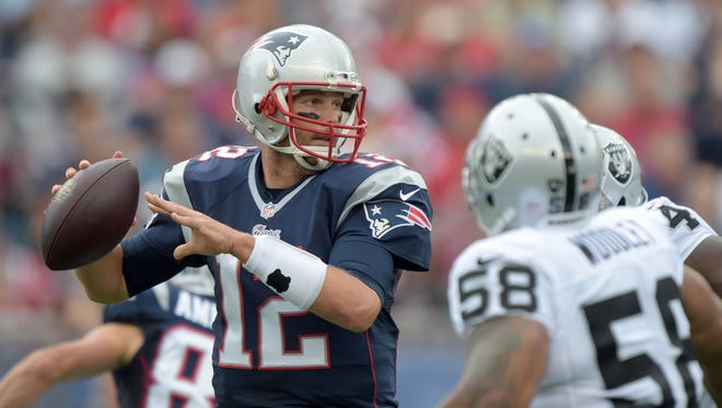 The Patriots lack of cap spending could be a boon to QB Tom Brady.