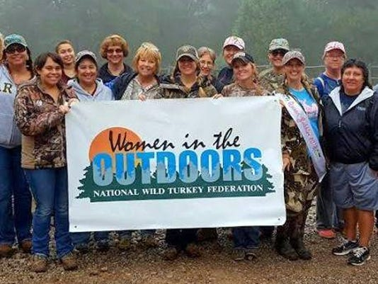 NWTF Women in the Outdoors