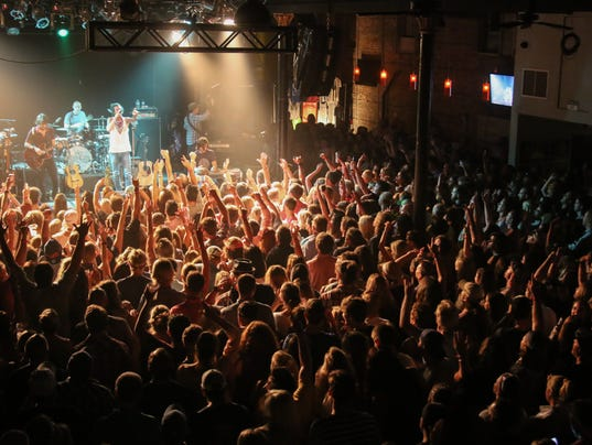 Vinyl Music Hall hosted another sold-out concert by The Revivali