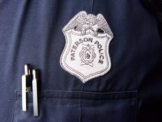 Webkey-Paterson police badge