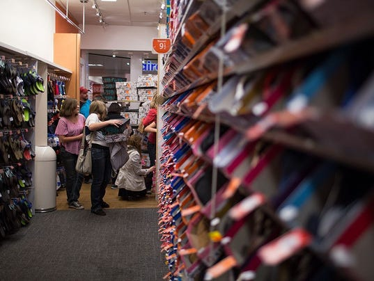 Shoe Stores In Sioux Falls
