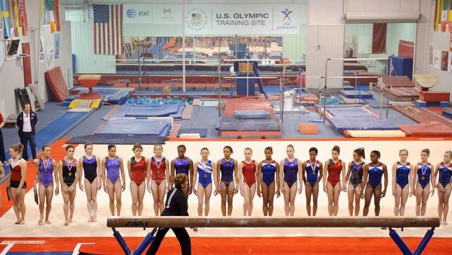 The Karolyi Ranch has been the home for USA Gymnastics since 2001.