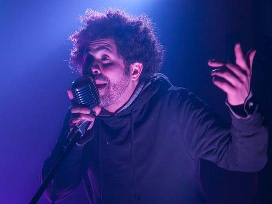Detroit-based singer-songwriter James Linck brought