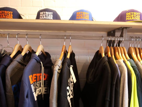 Division Street Boutique has an extensive selection