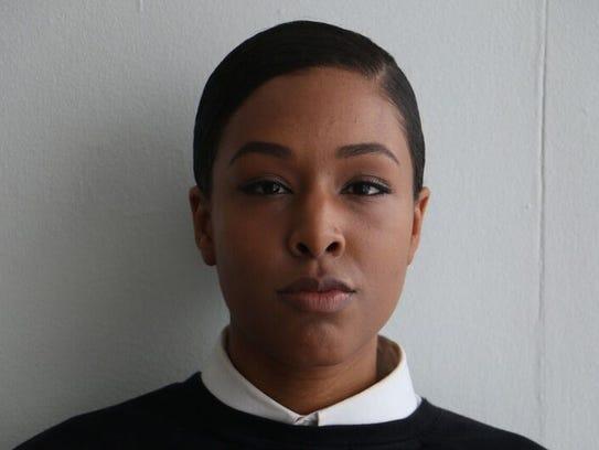 Taylor Renee Aldridge, co-founding editor of Arts.Black