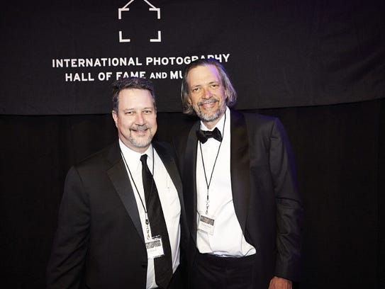 John and Thomas Knoll, cocreators of Adobe Photoshop