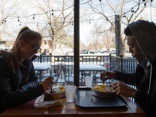 Millenials are making fast casual a thing.