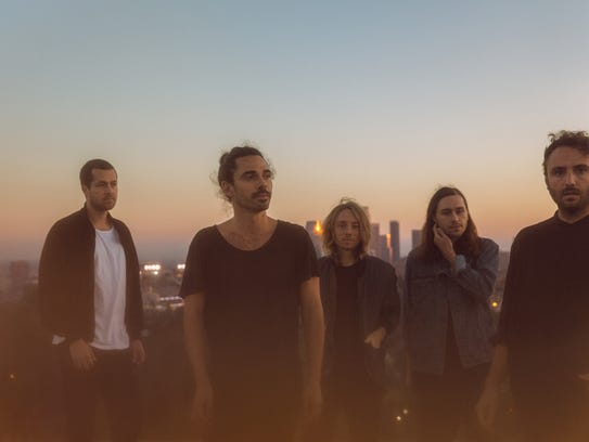 Local Natives is an indie-rock group out of Los Angeles.