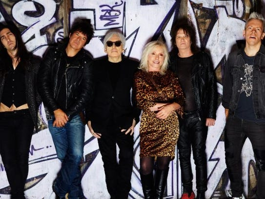 Blondie features, from left, Matt Katz-Bohen, Clem
