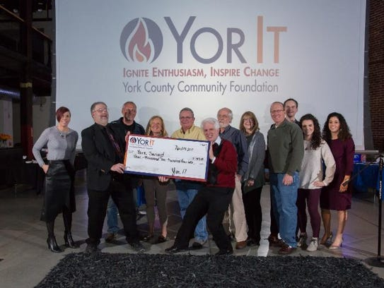 York Swings! was the winner of the $4,514 community