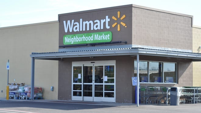 Wal-Mart's Neighborhood Market on Main Street in Colfax is one of the 296 stores the company on Friday announced will be closing.