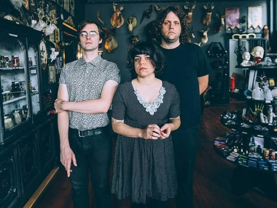 Screaming Females will perform at an Ithaca Underground