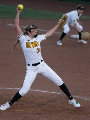 Allison Doocy went from being a star at Ankeny to a starter at Iowa.