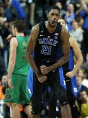 Duke would have had the most losses ever (eight) if