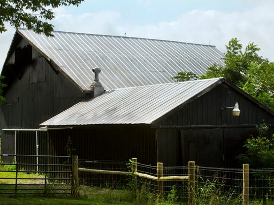 In 2013, Daniel Delfin was brutally beaten and dismembered in Verona. Parts of his body were found in this barn at the end of Messmer Lane, a dead-end street in rural Northern Kentucky. Two of this three attackers were avowed white supremacists.