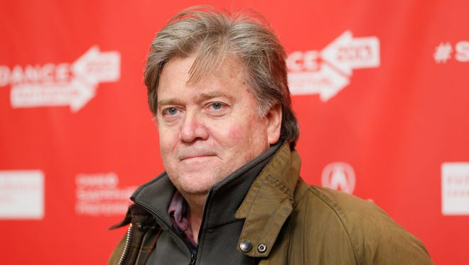 Donald Trump's campaign chief Stephen Bannon was appointed to serve as White House chief strategist and senior counsel.