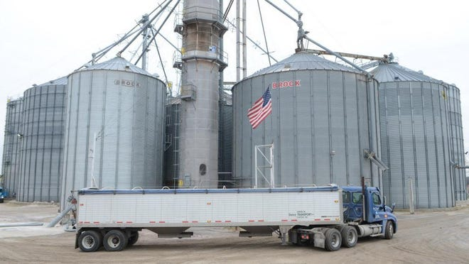 Corn exports remain behind last year's pace. A recent uptick in export sales offers the promise of increased exports in the second half of the marketing year.