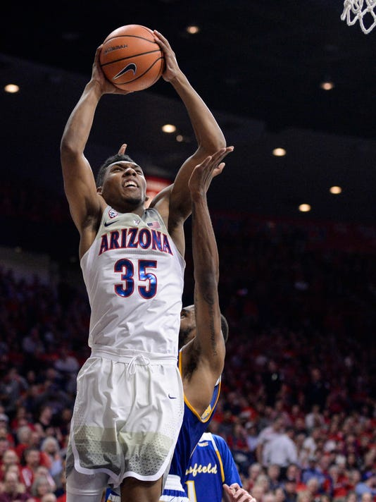 NCAA Basketball: Cal. State - Bakersfield at Arizona