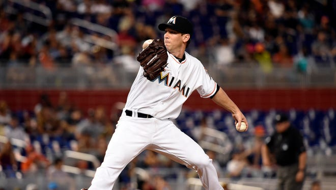 "Said Marlins pitcher Craig Breslow on trip: ""We recognize the importance of the trip. But at the same time, our health and the health of our families is paramount."""
