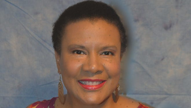 """Sheri Williams Pannell interviewed local elders while writing """"Welcome to Bronzeville."""""""